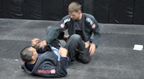 Rafael Lovato Jr. BJJ Seminar at Dynamic MMA in Vancouver