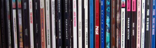 Songs for Brazilian jiu-jitsu. The cd shelf at The BJJ Vortex